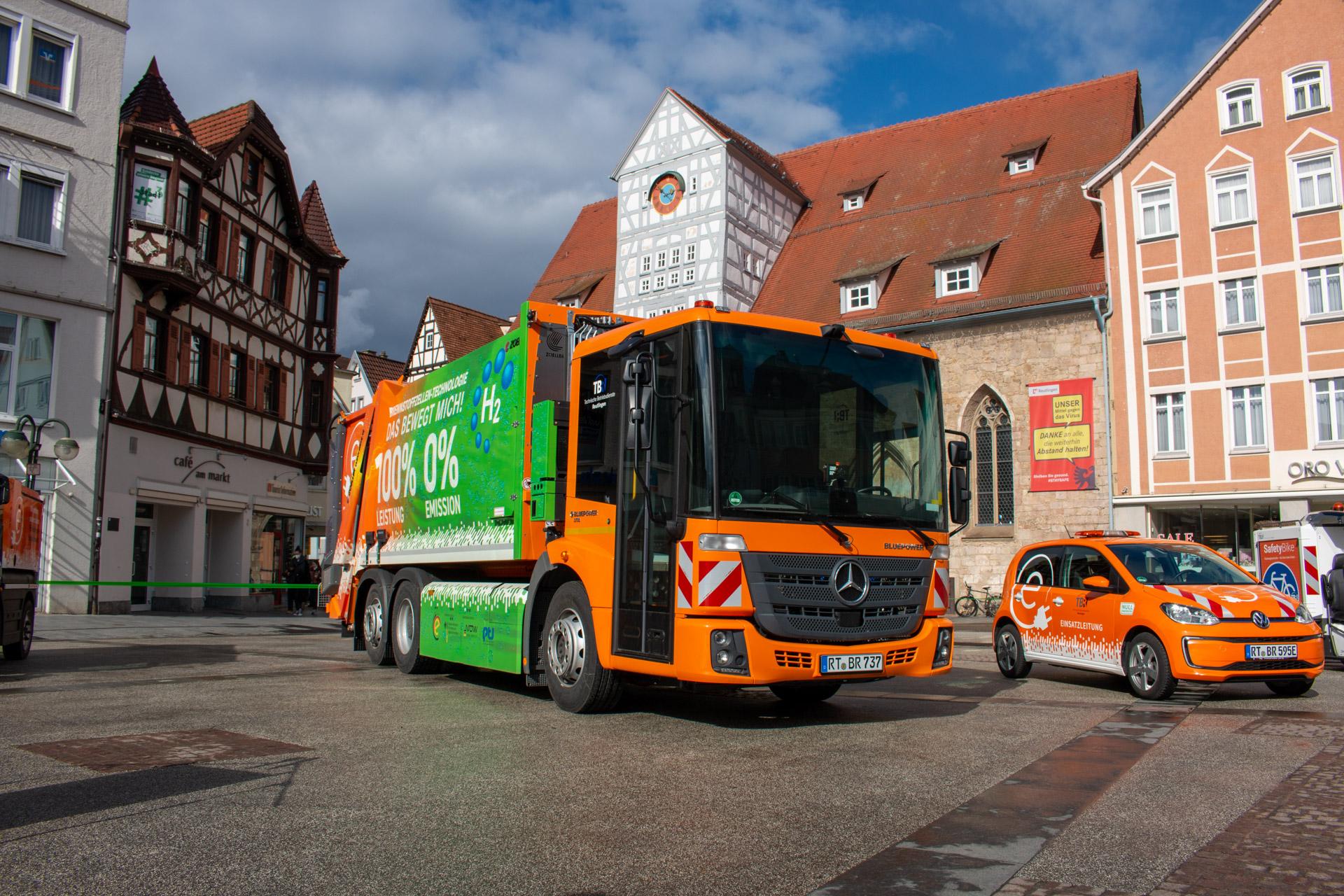 BLUEPOWER CLEAN DRIVE in Reutlingen
